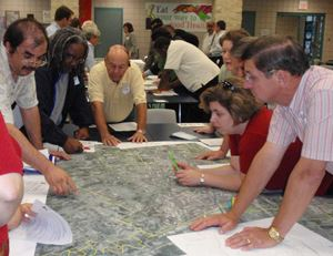 Citizens Identify Key Areas