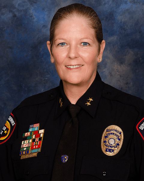 Asst. Chief Margaret Young